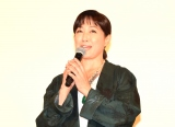 映画『星めぐりの町』の初日舞台あいさつに出席した高島礼子 (C)ORICON NewS inc.