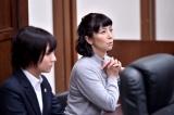 TBS系日曜劇場『99.9−刑事専門弁護士− SEASON II』第4話(2月4日放送)にゲスト出演する有森也実(C)TBS