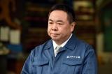 TBS系日曜劇場『99.9−刑事専門弁護士− SEASON II』第4話(2月4日放送)にゲスト出演する塚地武雅(C)TBS