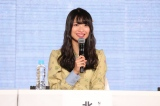 NGT48キャプテンの北原里英(C)AKS