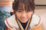 ビデオガール・アイを演じる西野七瀬(乃木坂46)(C)『電影少女2018』製作委員会