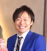 東京・牛角赤坂店で行われた『おいしい「和牛」づくしの発表会』に出席した和牛・川西賢志郎 (C)ORICON NewS inc.