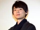 映画『曇天に笑う』の完成披露舞台あいさつに参加した古川雄輝 (C)ORICON NewS inc.
