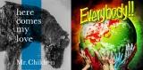 Mr.Childrenの配信シングル(左)、WANIMAのアルバム(右)が2週連続でDL1位