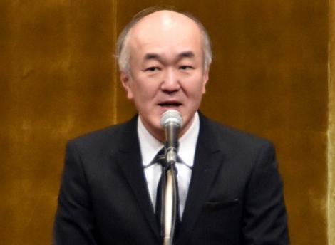 『第52回紀伊國屋演劇賞』の個人賞を受賞した温水洋一(C)ORICON NewS inc.