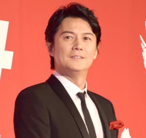 映画『マンハント』のジャパンプレミアに出席した福山雅治 (C)ORICON NewS inc.