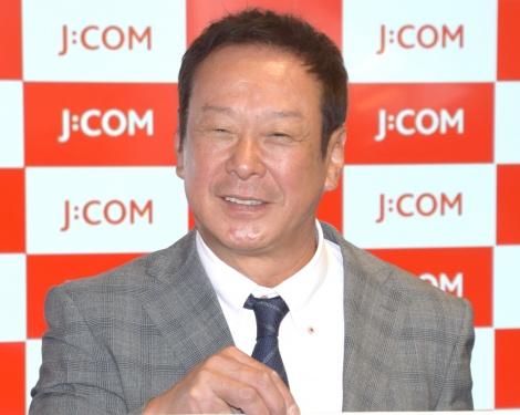 『「平昌オリンピック2018」J:COM放送番組』の制作発表会に出席した森末慎二 (C)ORICON NewS inc.