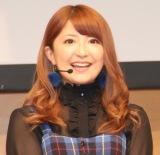再婚の質問に対して笑顔で幸せオーラを振りまいた矢口真里(C)ORICON NewS inc.