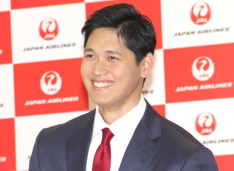 二刀流プレイヤーとして活躍し日本球界を離れMLBに挑戦する大谷翔平 (C)ORICON NewS inc.