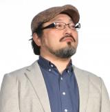 映画『不能犯』の初日舞台あいさつに出席した白石晃士監督 (C)ORICON NewS inc.