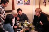 HIKAKIN(右)の告白に驚愕するダウンタウン&坂上忍=2日放送『ダウンタウンなう』 (C)フジテレビ