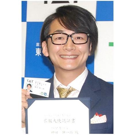 ハマカーンの神田伸一郎 (C)ORICON NewS inc.