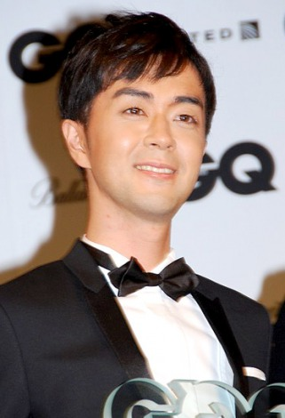 『GQ MEN of the Year 2012』授賞記者会見に出席したヒャダイン (C)ORICON DD inc.
