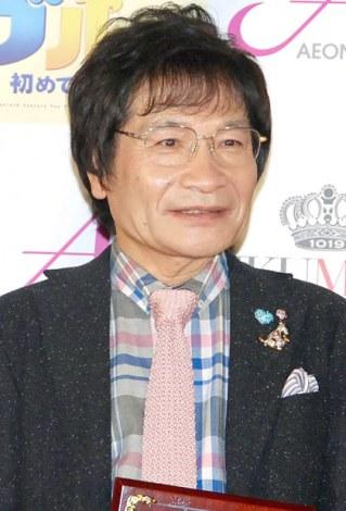 尾木ママこと尾木直樹=『イクメン オブ ザイヤー2013』授賞式 (C)ORICON NewS inc.