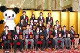『第49回ビッグスポーツ賞』表彰式の模様 (C)ORICON NewS inc.
