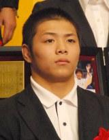 『第49回ビッグスポーツ賞』表彰式に出席した柔道・阿部一二三選手 (C)ORICON NewS inc.