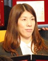 『第49回ビッグスポーツ賞』表彰式に出席したレスリング・吉田沙保里選手 (C)ORICON NewS inc.