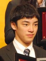 『第49回ビッグスポーツ賞』表彰式に出席した体操・白井健三選手 (C)ORICON NewS inc.