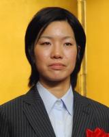 『第49回ビッグスポーツ賞』表彰式に出席したソフトボール・大久保美紗選手 (C)ORICON NewS inc.