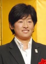 『第49回ビッグスポーツ賞』表彰式に出席したソフトボール・上野由岐子選手 (C)ORICON NewS inc.