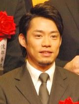 『第49回ビッグスポーツ賞』表彰式に出席したフィギュアスケート・高橋大輔氏 (C)ORICON NewS inc.