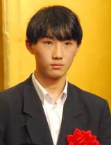 『第49回ビッグスポーツ賞』表彰式に出席したボクシング・松本圭佑選手 (C)ORICON NewS inc.