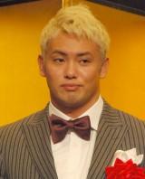 『第49回ビッグスポーツ賞』表彰式に出席したプロレスのオカダ・カズチカ選手 (C)ORICON NewS inc.
