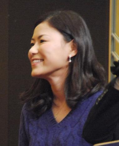 『第49回ビッグスポーツ賞』表彰式に出席したゴルフ・横峯さくら選手 (C)ORICON NewS inc.