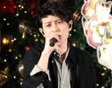 『Landmark Bright Christmas 2017 〜あなたとピーターラビットのクリスマスパーティー〜』クリスマスツリー点灯式に出席したCHEMISTRY・堂珍嘉邦 (C)ORICON NewS inc.