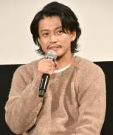 映画『銀魂』のブルーレイ&DVDリリース記念イベントに出席した小栗旬(C)ORICON NewS inc.