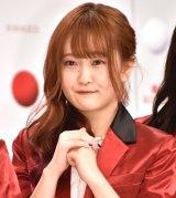『第68回NHK紅白歌合戦』に出場が決まったLittle Glee Monster・芹奈 (C)ORICON NewS inc.