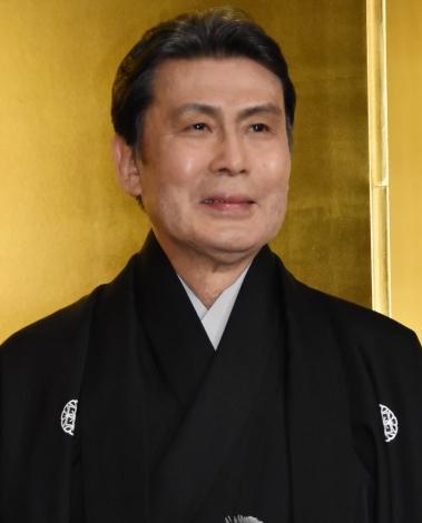 高麗屋三代襲名披露祝賀会に出席した松本幸四郎 (C)ORICON NewS inc.