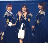 (左から)指原莉乃、渡辺麻友、柏木由紀 (C)ORICON NewS inc.