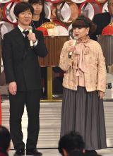 内村光良の隣で久々に立った姿を見せた黒柳徹子 (C)ORICON NewS inc.