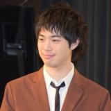 映画『勝手にふるえてろ』大ヒット御礼舞台あいさつに登壇した渡辺大知 (C)ORICON NewS inc.