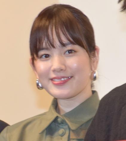 映画『犬猿』プレミア上映会に登壇した筧美和子 (C)ORICON NewS inc.