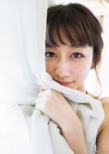 『週刊ヤングマガジン』8号に登場する福島雪菜(C)桑島智輝/ヤングマガジン