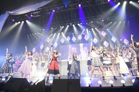 『AKB48グループ リクエストアワー セットリストベスト100 2018』25位→1位(C)AKS