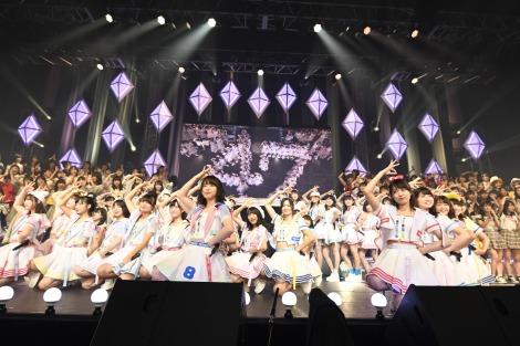 2位 47の素敵な街へ(AKB48シングルc/w)(C)AKS