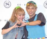 ぺこ(左)が妊娠、りゅうちぇるパパに! (C)ORICON NewS inc.