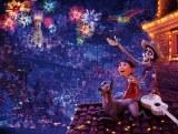 ディズニー/ピクサーの長編アニメーション最新作『リメンバー・ミー』(3月16日公開)アニメーション界のアカデミー賞と言われる『第45回アニー賞』最多11部門受賞(C)2018 Disney/Pixar. All Rights Reserved.