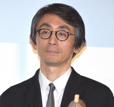 映画『羊の木』初日舞台あいさつに登壇した吉田大八監督 (C)ORICON NewS inc.