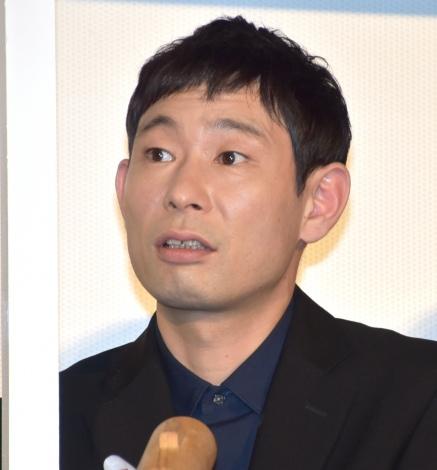 映画『羊の木』初日舞台あいさつに登壇した水澤紳吾 (C)ORICON NewS inc.