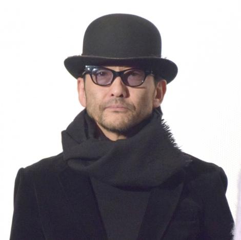 映画『名前のない女たち うそつき女』初日舞台あいさつに出席した吹越満 (C)ORICON NewS inc.