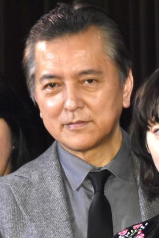 映画「きばいやんせ!私」製作会見に出席した榎木孝明 (C)ORICON NewS inc.
