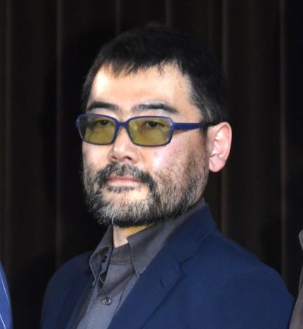 映画「きばいやんせ!私」製作会見に出席した武正晴監督 (C)ORICON NewS inc.
