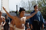 大河ドラマ『西郷どん』第5話「相撲じゃ!相撲じゃ!」は全編にわたって相撲シーン (C)NHK