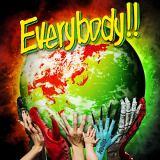 WANIMAのアルバム『Everybody!!』がデジタルアルバムV3