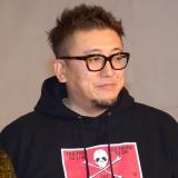 ミュージカル『ブロードウェイと銃弾』の初日前日囲み取材に出席した福田雄一氏 (C)ORICON NewS inc.