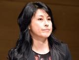 シンポジウム『チケット高額転売問題』のパネルディスカッションに参加した岸谷香 (C)ORICON NewS inc.